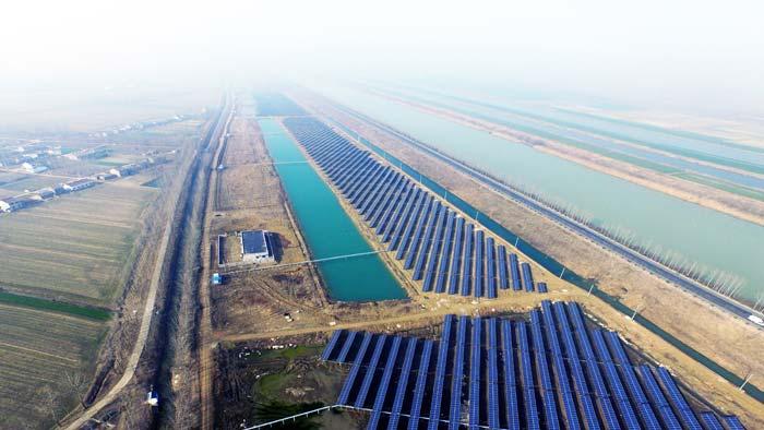 淮安复兴10兆瓦光伏项目