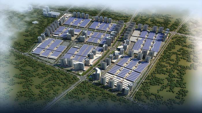 合肥京商商贸城项目