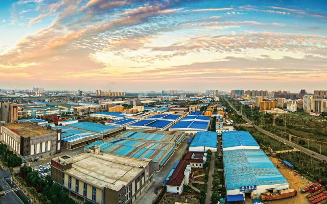 合肥新站智慧能源国家示范项目