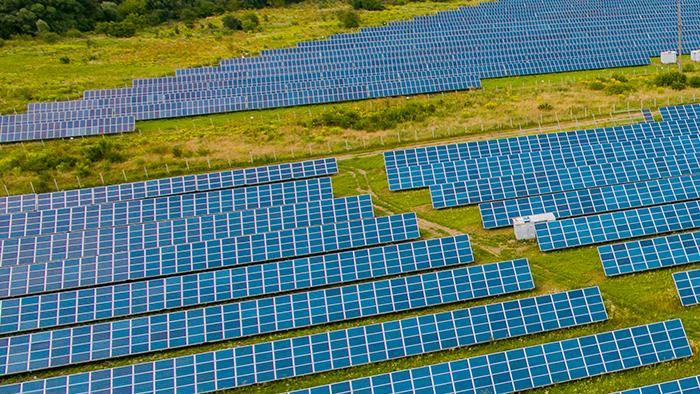Centrale solare di Sambir