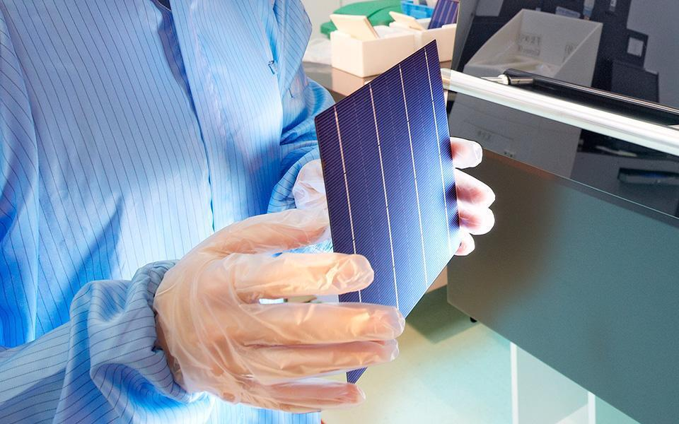 utility scale solar projects
