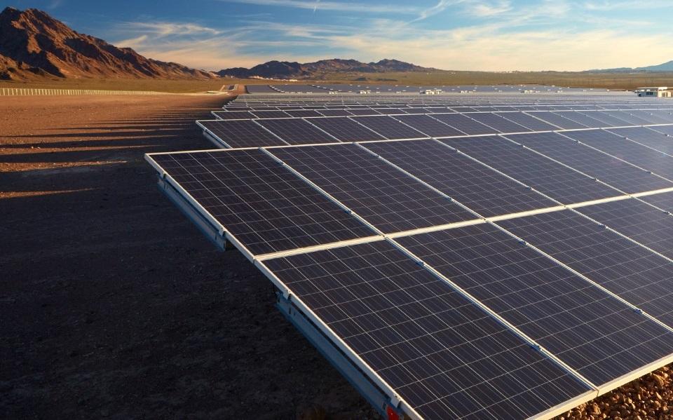 Utility-Scale Solar Power